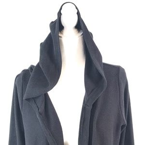 Style&Co 2X Hooded Cardigan .59%Cotton,39%Modal